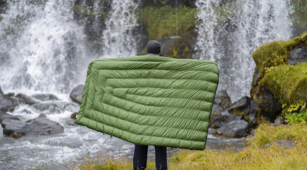 Top Backcountry Quilts - Enlightened Equipment Revelation