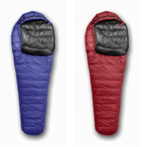 Best Sleeping Bags for Backpacking - Feathered Friends Swallow 20