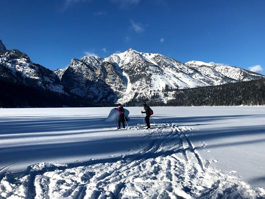 Snow Hiking Equipment