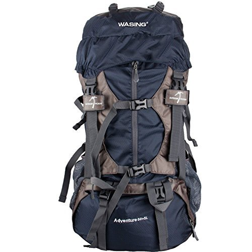 Wasing 55L Internal Frame Backpack Review